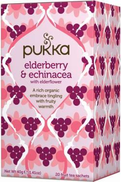 Elderberry & Echinacea - Standard