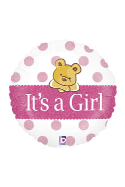 Pooh Bear Baby Girl - Standard