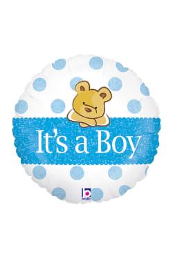 Pooh Bear Baby Boy - Standard
