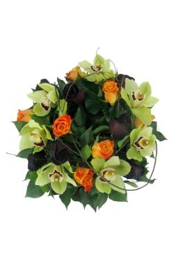 Hello-Ween Mini Wreath! - Standard