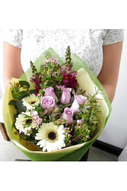 Pastel Perfection Posy - Standard