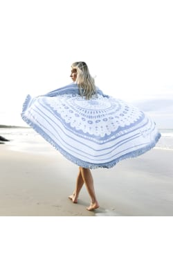 Beach People Towel The Watagos - Standard