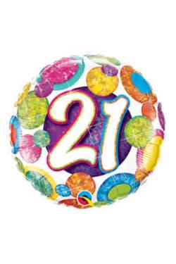 21 Balloon - Standard