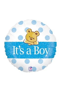 It's a Boy Balloon - Standard
