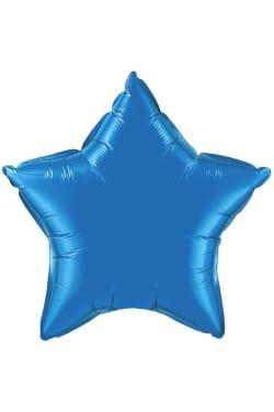 Blue Star Balloon - Standard