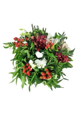 Christmas Wonder Wreath - Standard
