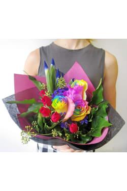 Kaleidoscope Bouquet - Deluxe