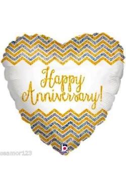 Happy Anniversary Heart - Standard