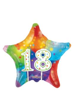 18th - Star - Standard