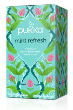 Refresh Pukka Tea - Standard