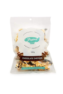 Popped Popcorn Chocolate  - Standard