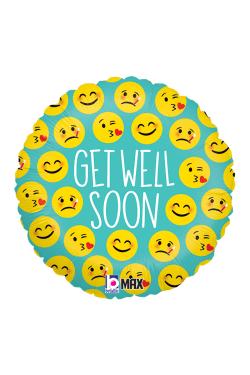 Get well soon - emoji - Standard
