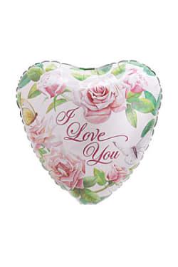 I Love You - Roses - Standard