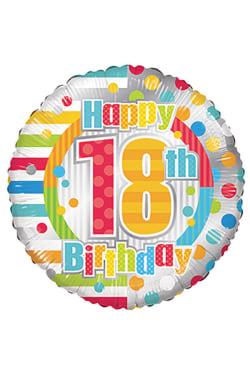 18th balloon - Standard