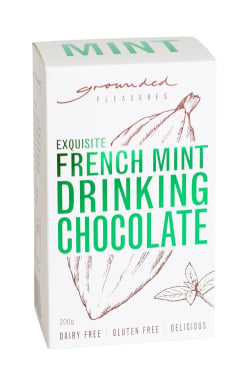 French Mint Drinking Chocolate - Standard