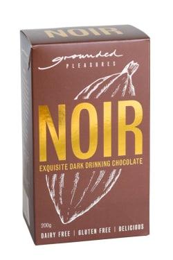 Noir Drinking Chocolate - Standard