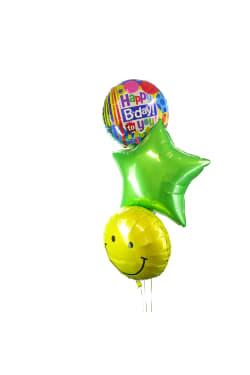Birthday Balloon Bouquet - Standard