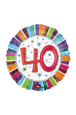 40th Birthday - Standard