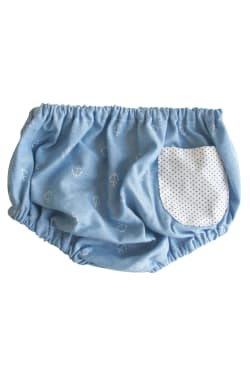 Nappy Cover - Anchors - Standard