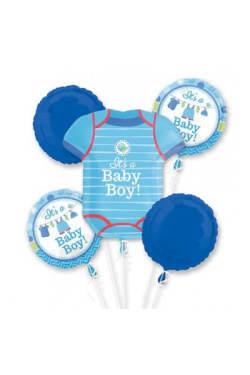 Shower With Love Baby Boy - Standard