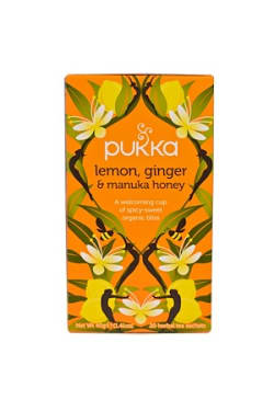 Lemon, Ginger & Manuka Honey - Standard