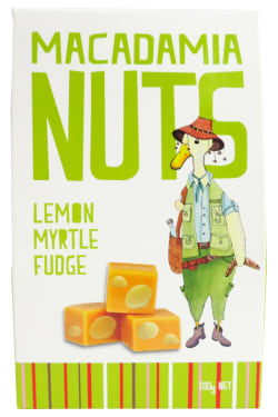 Duck Creek Lemon Myrtle Fudge - Standard