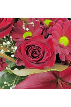 Full Of Love Wreath - Standard