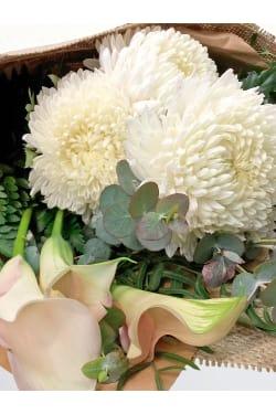 Pure Of Heart Bouquet - Standard