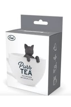 Fred Purr Tea Infuser - Standard
