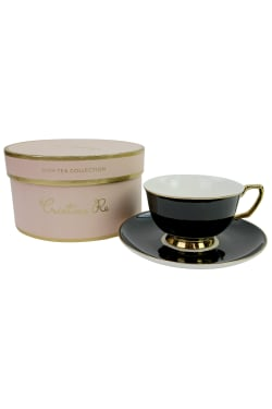 Teacup - Ebony - Standard