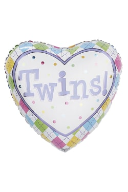 Twins Balloon - Standard