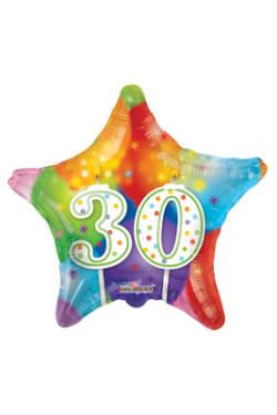 Happy 30th Birthday - Standard