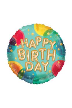 Happy Birth Day - Standard