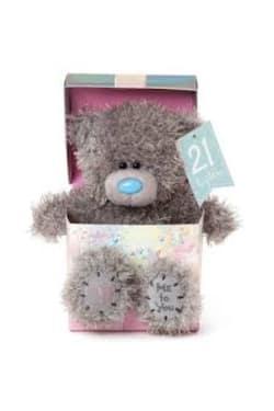 21st Birthday Bear - Standard