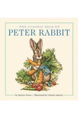 Peter Rabbit Padded Board Book - Standard