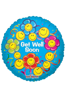 Get Well Soon - Flowers - Standard