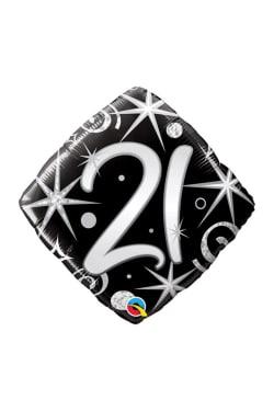 Age 21 Diamond - Standard