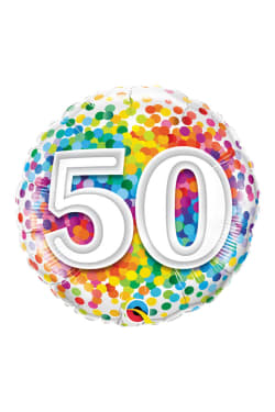 50 Th Birthday - Standard