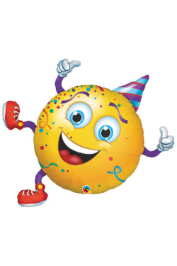 Smiley Party Guy 95 CM - Standard