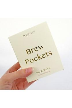 Peggy Sue Brew Pocket - Milk - Standard