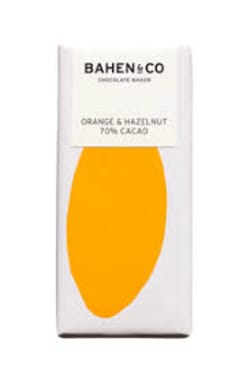 Bahen & Co - Orange & Hazelnut - Standard