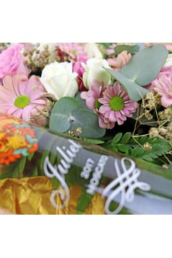 Moscato, Lindt & Flowers - Standard