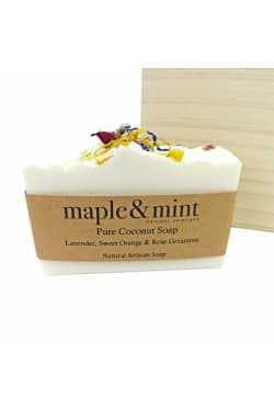 Maple & Mint - Pure Coconut - Standard