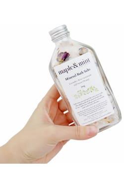 Lavender & Rose Bath Salts - Standard