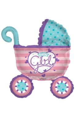 Baby Girl 80CM  Balloon - Standard