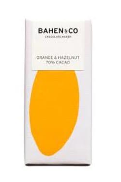 Orange & Hazelnut  - Standard