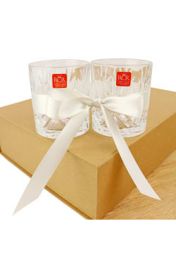 Italian Crystal Glasses - Standard