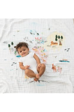 Around The World Swaddle - Standard