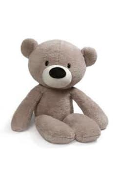 Grey Fuzzy Bear - Standard