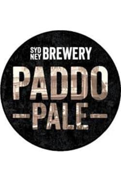 Paddo Pale Ale - Standard